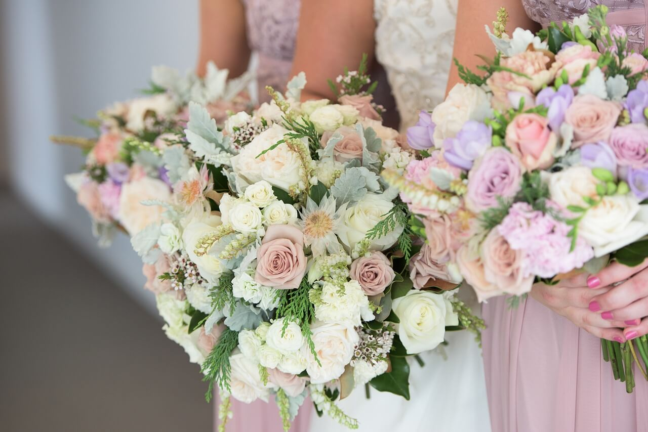 Hochzeitsfloristik für Ihre unvergessliche Traumhochzeit